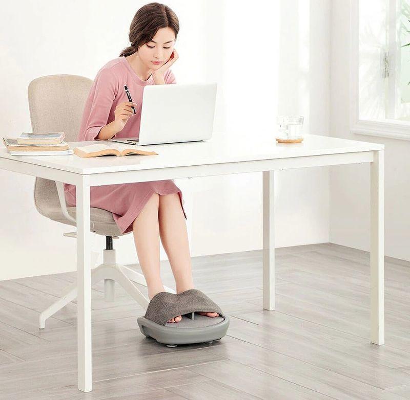 Массажер для ног Xiaomi LeFan Foot Massage (серый) 5